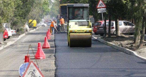 В Крыму планируют отремонтировать более 170 км дорог