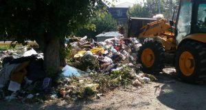 "В Симферополе ""анонсируют"" изменение графика вывоза мусора"