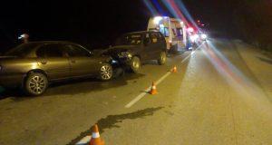 В ДТП под Севастополем пострадали два человека. Виновник аварии пытался скрыться
