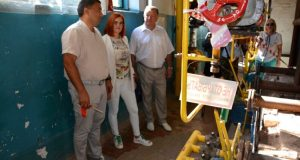 В Евпатории, котельная по ул. Линейной начала подавать населению горячую воду