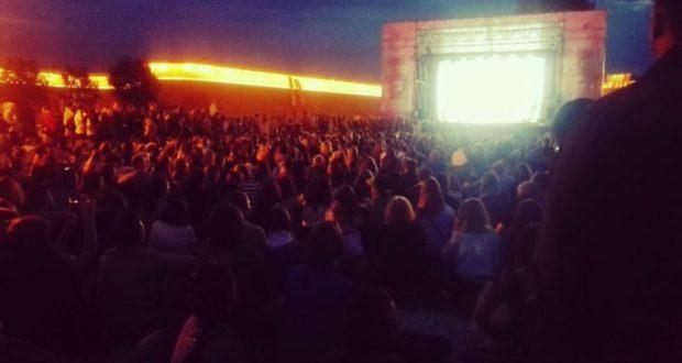 Курортный поселок Морское присоединяется к проведению Всемирного Фестиваля уличного кино