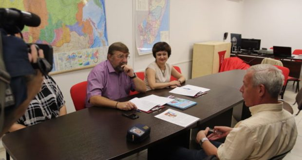Журналисты Севастополя и Владивостока заключили соглашение