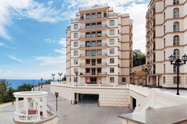 Покупатели крымской недвижимости отказываются от больших площадей