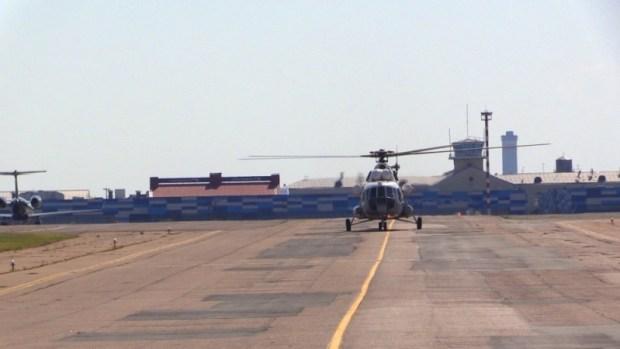 «КРЫМ-СПАС» на сборах лётного состава МЧС России