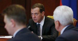 Дмитрий Медведев поручил Минприроды подготовить программу решения проблем с водой в Крыму