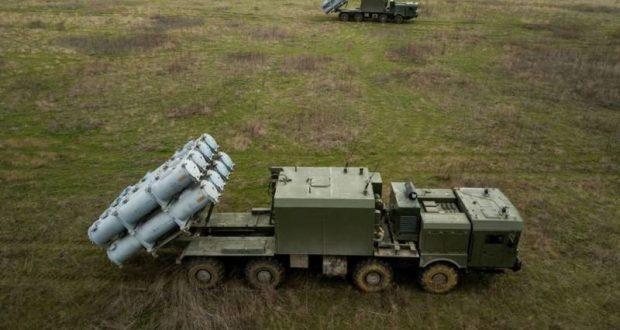 Ракетчики Черноморского флота «уничтожили» корабли условного противника