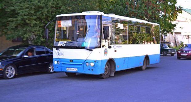 В Симферополе, на улицах «Старого города» - новый автобусный маршрут