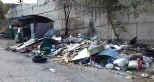 В выходные дни с улиц Симферополя вывезли порядка 7000 кубов мусора
