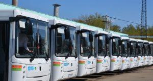 Минтранс Крыма и Государственная транспортная лизинговая компания обсудили закупку 100 автобусов