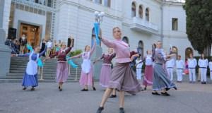 Артековцы отметили 115-летие знаменитого курорта «Суук-Су»