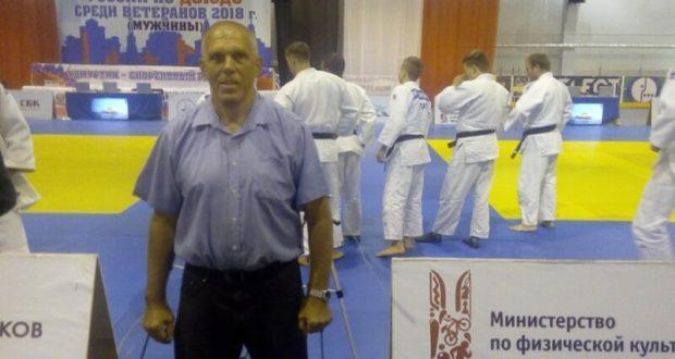 Леонид Рубель из Севастополя - бронзовый призёр Чемпионата России по дзюдо