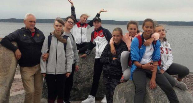 Ялтинские легкоатлеты привезли восемь медалей с первенства России в Петрозаводске