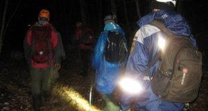 Турист из Мордовии заблудился в крымском лесу