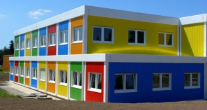 В Симферополе планируют построить пять модульных детских садов. Ещё в этом году