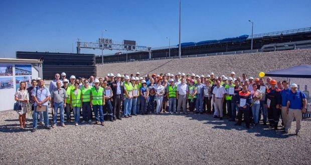Строители Крымского моста 12 августа отметят профессиональный праздник