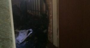 Классика жанра: забыл выключить утюг. Пожар в крымском селе Холмовка
