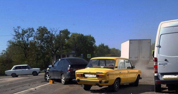 ДТП на трассе «Симферополь – Джанкой». Один человек погиб