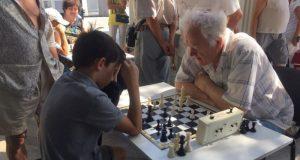 """11 августа в Ялте - шахматная """"Битва поколений"""""""