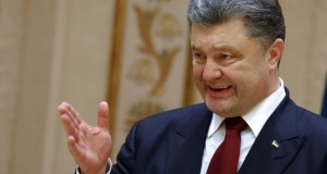 Порошенко требует «ускорить новый иск» к России за Крым и Донбасс