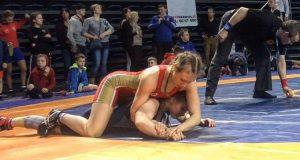 Мастер спорта Вероника Гурская из Симферополя покорила Европу