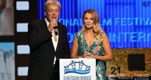 """В Ялте открылся Международный кинофестиваль """"Евразийский мост"""""""