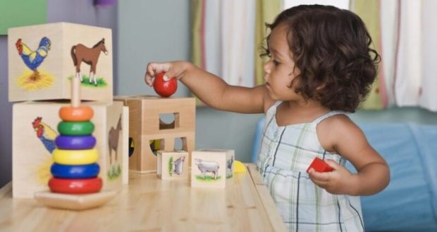 Преимущества развивающих игрушек для детей