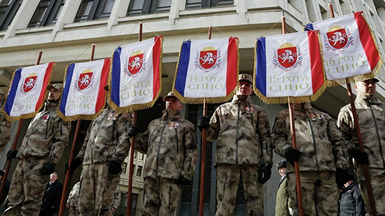 На Украине «выявляют» и «разыскивают» крымских ополченцев 2014 года