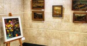 """В Симферополе - выставка """"Имена в искусстве. Владимир Паталаха"""""""