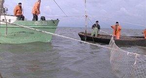 Пресс-служба Погрануправления ФСБ: украинских рыбаков в Азовском море нет