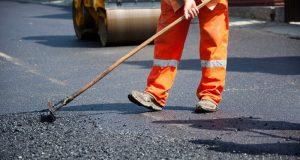 В августе ГУП РК «Крымавтодор» отремонтировал 210 000 кв.м. дорожного покрытия