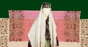 В Симферополе - выставка крымскотатарской вышивки и исторической фотографии из фондов Российского этномузея