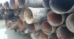 Дело-труба: в Крыму украли демонтированный водовод длиной в 3,4 км