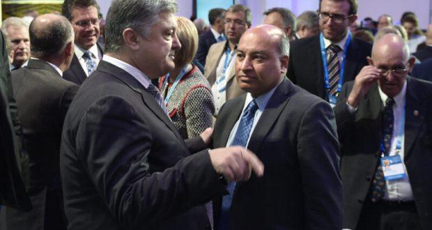 15-ой ежегодной встрече «Ялтинской европейской стратегии» YES в Киеве.