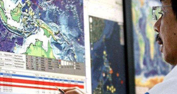 В Крыму каждую неделю регистрируют до трёх землетрясений