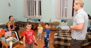 Евпатория приняла почти три тысячи жителей Ярмянска
