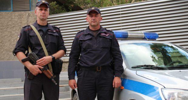 В севастопольском торговом центре бойцы Росгвардии задержали вора-отвёрточника