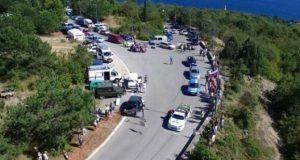"""В горной автогонке """"Симеиз-2018"""" участие приняли более 30 экипажей"""