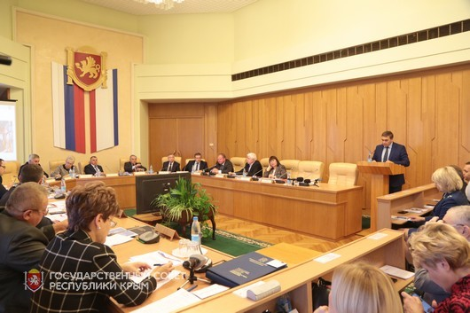 В Госсовете Республики обсудили перспективы развития сельскохозяйственной отрасли в Крыму