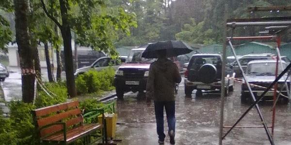 Непогода обесточила ряд населенных пунктов в Крыму