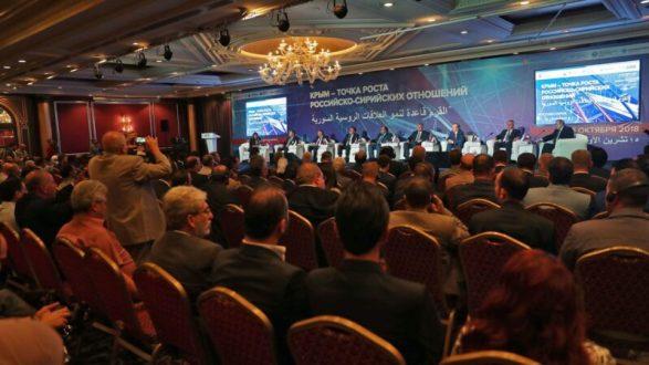 Крымчане в Сирии: приглашение Асада, авиасообщение, торговля… Что еще