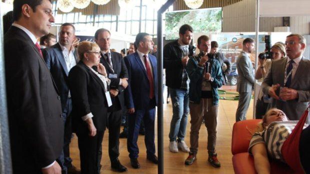В Ялте начал работу VII международный форум «Открытый Крым»