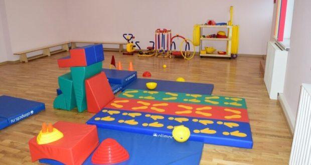 Детский сад в симферопольском микрорайоне Фонтаны готов на 99%