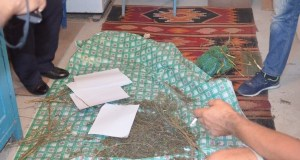 В Красноперекопском районе задержали селянина - хранил конопельку