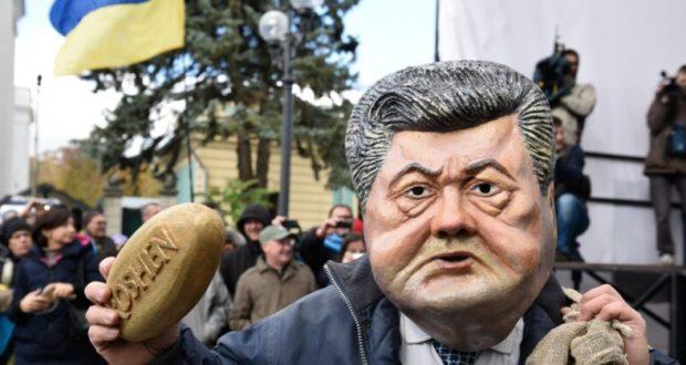 «Отмазать Порошенко». В Киеве придумали «схему», объясняющую поставки товаров из Украины в Крым