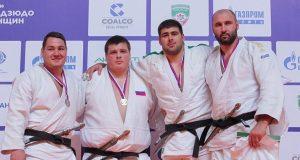 Антон Брачев из Севастополя - серебряный призёр чемпионата России по дзюдо
