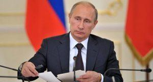 Президент РФ Владимир Путин подписал указ об ответных мерах на антироссийские санкции Украины