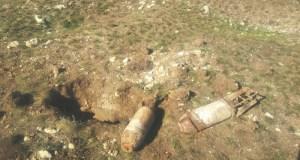 В Крыму уничтожены авиабомбы времен Великой Отечественной войны