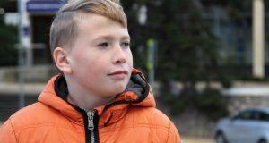 Ярослав Маркин - 12-летний герой из Севастополя. Спас тонувшего мальчика