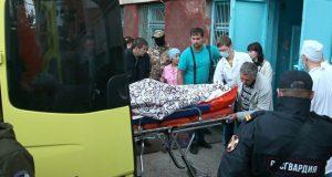 Число пострадавших от взрыва и стрельбы в Керченском политехе растет