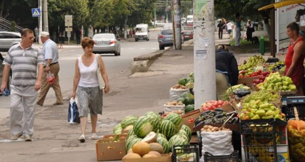 Perpetuum Mobile, или борьба со стихийной торговлей в Крыму продолжается